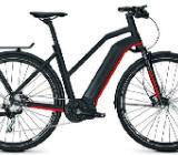 "Kalkhoff Integrale i10 Damen E-Bike 28"" 50cm schwarz 10-Gang 2018 - Friesoythe"