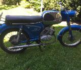 Zündapp , kreidler usw suche alte Mopeds - Cadenberge