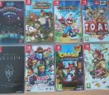 Nintendo Switch Spiele - Bremerhaven
