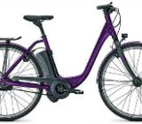 "Kalkhoff - Sahel Impulse 8R E-Bike Damen 28"" 50cm lila 8 Gang - Friesoythe"