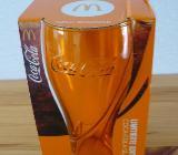McDonalds CocaCola Glas 2018 (Orange) - Bremen