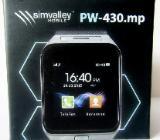 """1,5"""" Handy-Uhr & Smartwatch """"simvalley"""", unbenutzt/neu in OVP! - Diepholz"""