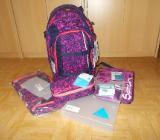 Satch Pack - Pink Bermuda - Schulrucksack Set 6 Teilig NEU ! - Edewecht