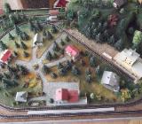 Modelleisenbahn - Rotenburg (Wümme)