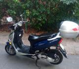 Motorroller der Markr YIYING 49ccm - Sulingen