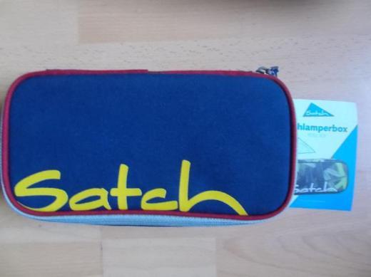 Schlamperbox von Satch NEU mit Etikett ! - Edewecht