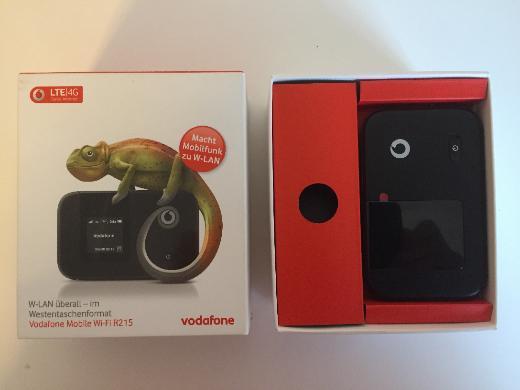 Vodafone Mobile Wi-Fi R215
