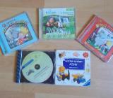 4 CD`s + Buch für Baby und Kleinkind - Edewecht