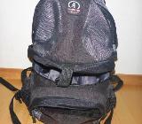 Foto-Rucksack von Tamrac 5546 Adventure 6, grau schwarz - Bremen