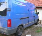 Renault Master, LKW Zulassung und AHK - Garrel