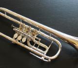 Josef Monke Meisterklasse Konzert - Trompete in B mit Trigger, versilbert - Bremen Mitte