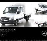 Mercedes-Benz Sprinter 213 CDI DOKA PRITSCHE *KLIMA*  Klima - Osterholz-Scharmbeck