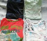 Set T-Shirts Gr 134/140 - Bremen
