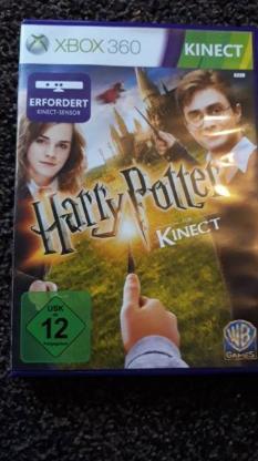 Harry Potter x-box