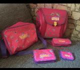 Scout Schulranzen Pink Butterfly 5-tlg - Bremen