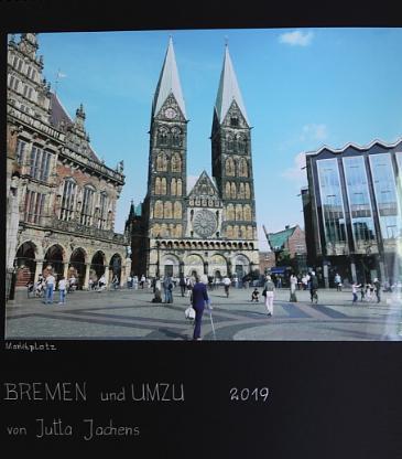 Fotokunstkalender Bremen und Umzu 2019