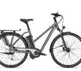 "Kalkhoff Pro Connect i9 E-Bike 28"" 55cm in grau & rot 2017 - Friesoythe"