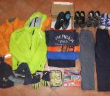 (Winter)Kleidung Jungen Gr.134-152, Schuhe Gr.33-36, Bücher, Spielzeug uvm. - Bremen