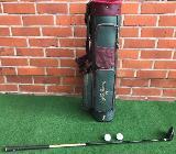 Altes sehr schönes Golf Bag - Syke