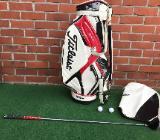 Golf Bag Firma Titleist mit Regenschutz - Syke