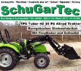 Allradschlepper 40 PS Traktor & Frontlader StVZO 40 km/h Norddeutsch. - Ganderkesee