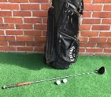 Golf Bag mit Ständer in einem guten gebrauchten Zustand - Syke