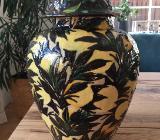 Vase  (Deckelvase) Jugendstil Max Läuger 1921 sehr selten - Delmenhorst