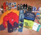 Jungenkleidung Gr.134-152, Schuhe Gr. 33-38, Lego, Schleich, Bücher, Spielzeug - Bremen