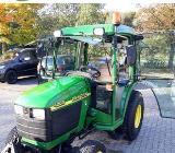 Kommunaltraktor Allradtraktor 26 PS John Deere 4200 Hydrostat TOP - Ganderkesee