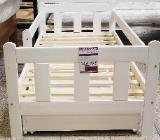 NEU: Kinderbett   Lattenrost in weiß 80 x 180 cm - Delmenhorst