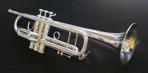 Vincent Bach Stradivarius B - Trompete, Mod. 37S inkl. Koffer - Bremen Mitte