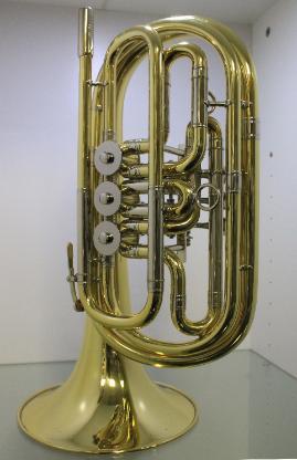 Melton 129 Profiklasse Bass - Trompete in Bb, Neuware inkl. Gigbag - Bremen Mitte