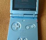 Gameboy Advance Sp + Pokemon Saphir - Zeven