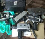 Filmkameras 8mm für Liebhaber und Sammler - Visselhövede