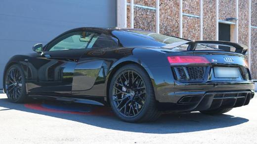 Audi R8 V10 plus - Showdown als Beifahrer auf beliebige Strecke