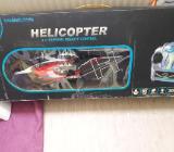 helicopter nagelneu - Bremerhaven