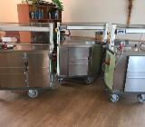 Wärmewagen Burlodge/Stierlen 3 Stück - Wilhelmshaven