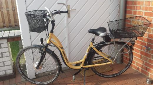 E-Bike (Pedelec) Herkules, 28er