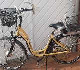 E-Bike (Pedelec) Herkules, 28er - Stuhr