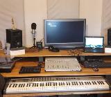 Sie möchten Ihre Songs aufnehmen? Ich vermiete mein Home-Studio! - Bremen