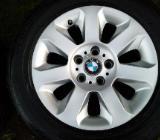 4 Original BMW Alufelgen 16 Zoll - Gnarrenburg