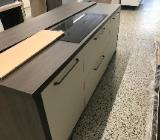 Marken Insel Küche Einbauküche in Schwebeoptik hochwertig !!! - Bremen