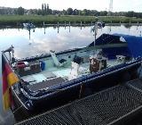 Tuckerboot - Hambergen