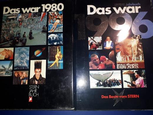 Stern - Jahrbücher 1980-1996 - Bremen