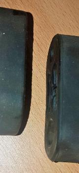 Volvo Auspuffgummi Anschlagpuffer Teilenummer: 9620378080 - Verden (Aller)