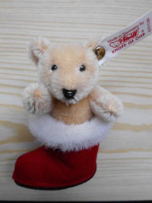 Steiff-Weihnachts-Baum-Schmuck