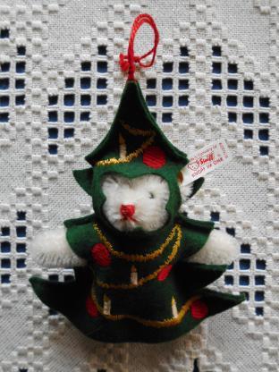 Steiff Weihnachts-Baum-Bär