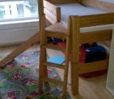 Kinderhochbett mit Rutsche - Bremen