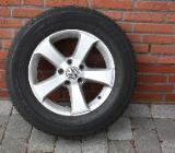 4 Winterkomplettreifen für VW Tiguan - Bremen