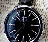Gute Keramik-Marken-Armbanduhr (ALEXANDER MILTON) neuwertig in Box! - Diepholz